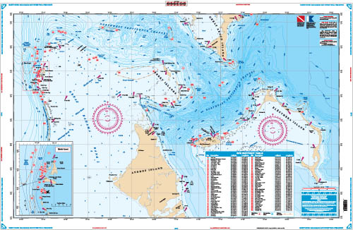Northern Bahamas Bathymetric Fishing